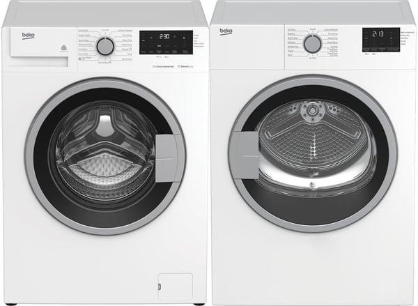 Beko Compact Laundry Pair