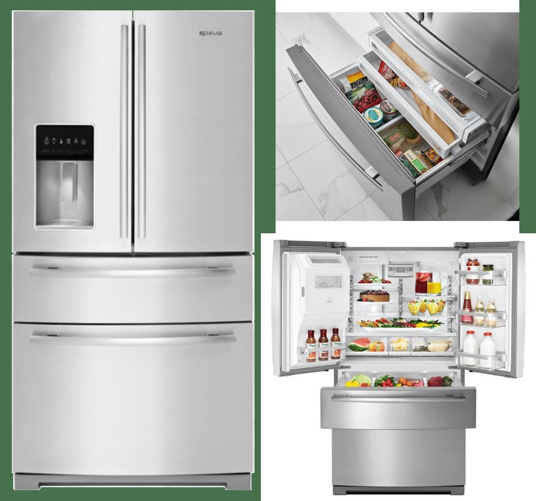 Best double drawer french door refrigerators reviews ratings best double drawer french door refrigerators rubansaba