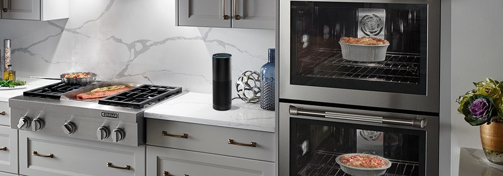 Jenn-Air Connected Appliances featuring Amazon's Alexa.jpg