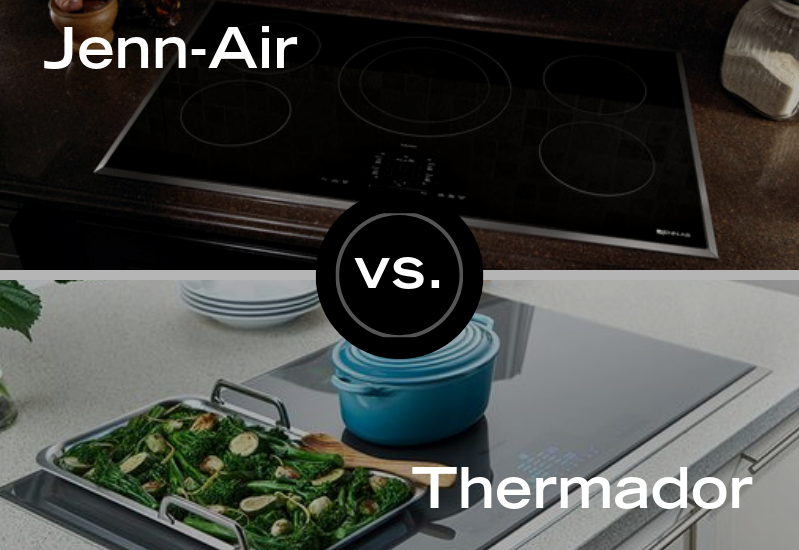 Jenn-Air vs. Thermador Induction Cooktops (1)