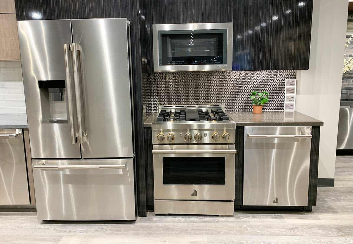 Jenn-Air-Kitchen-featuring-new-dishwasher-at-yale-appliance-in-hanover