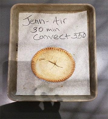 JennAir Convection Oven Test