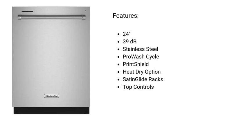 KITCHENAID-KDTE204KPS-Dishwasher