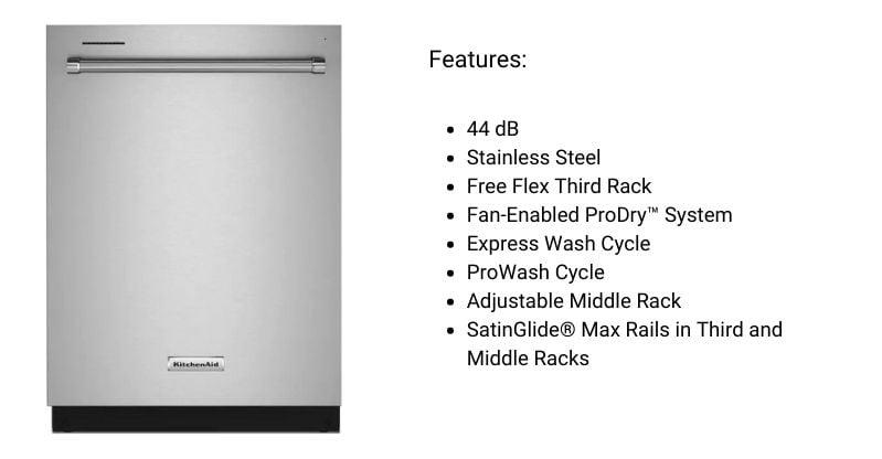 KITCHENAID-KDTM604KPS-Dishwasher
