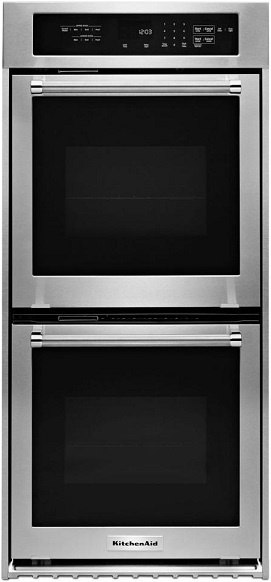 KitchenAid-24-Inch-Double-Wall-Oven