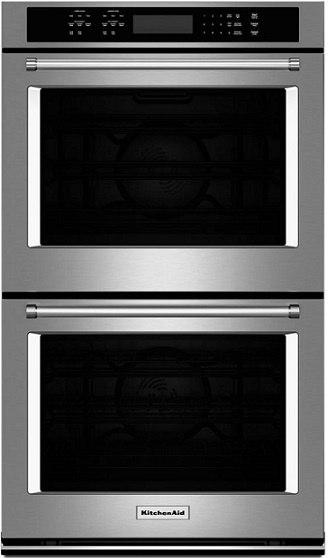 KitchenAid-27-Inch-Double-Wall-Oven