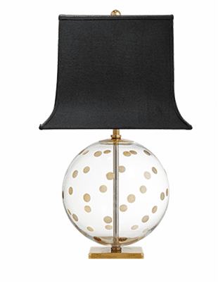 Kate Spade Neale Table Lamp in Leather Ceramic and Satin Black with Black Linen Shade-1.png