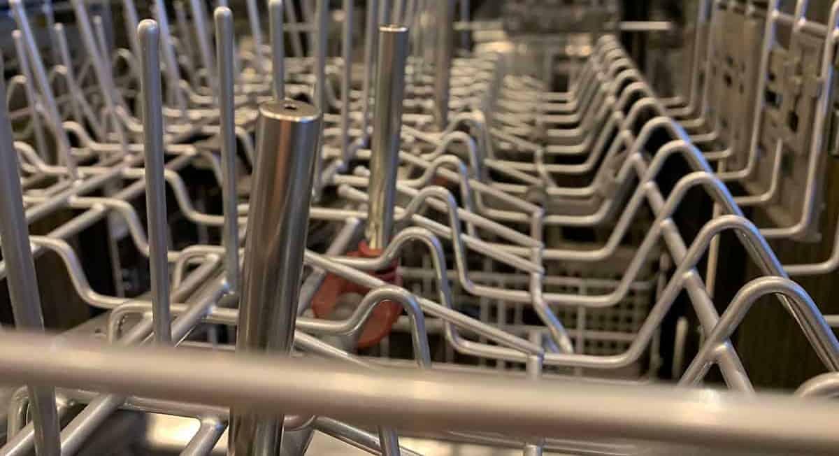 KitchenAid Dishwasher KDTE334GPS Bottle Wash Spray Arms at Yale Appliance