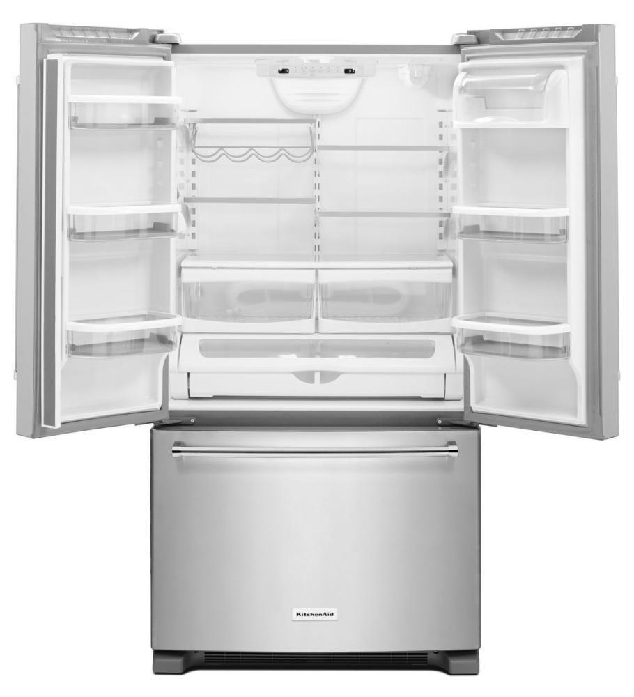 KitchenAid KRFC300ESS Interior Refrigerator