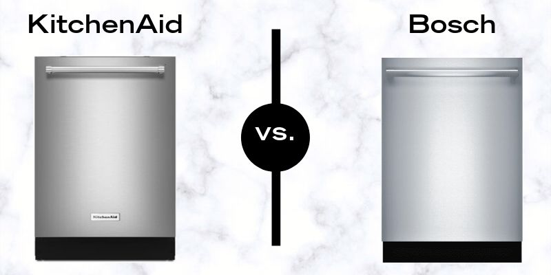 KitchenAid Vs. Bosch Dishwashers (1)