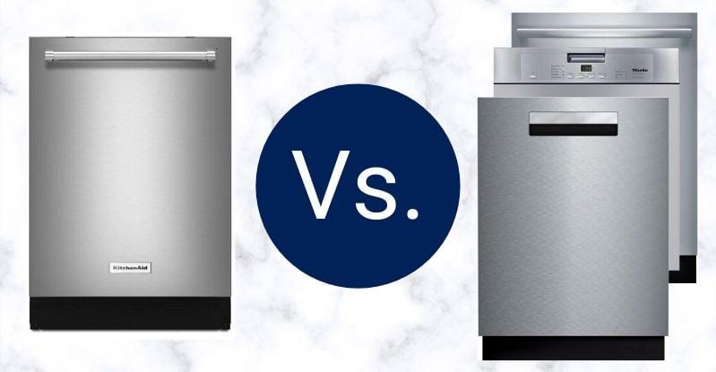 KitchenAid Vs. Competitors