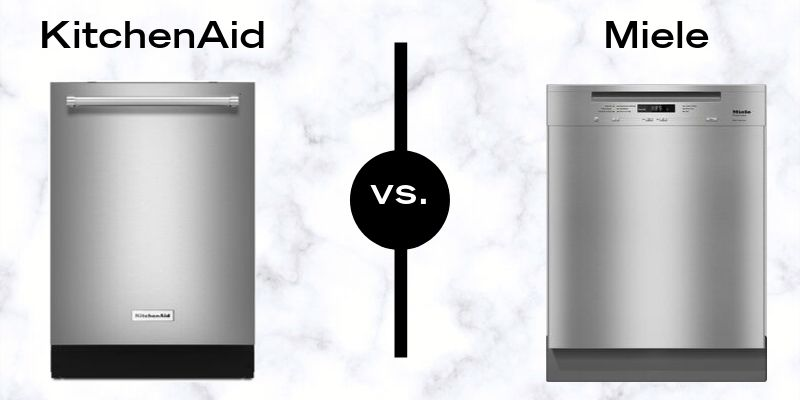 KitchenAid Vs. Miele Dishwashers (1)