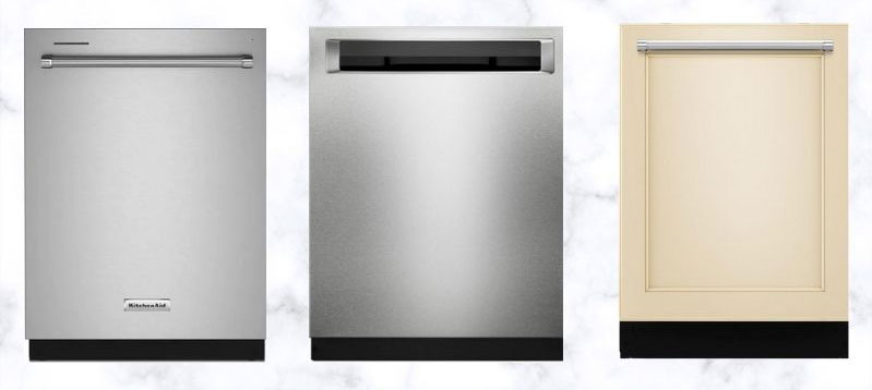 KitchenAid-200-series-dishwasher-styles