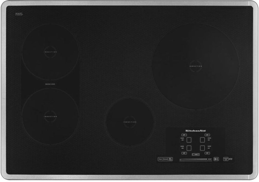 KitchenAid-30-inch-induction-cooktop-KICU509XSS