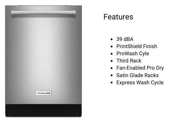 KitchenAid-Dishwasher-KDTE204GPS