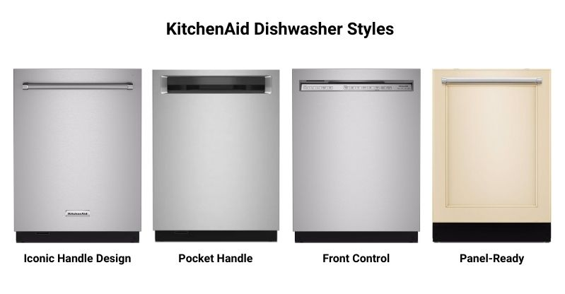 KitchenAid-Dishwasher-Styles