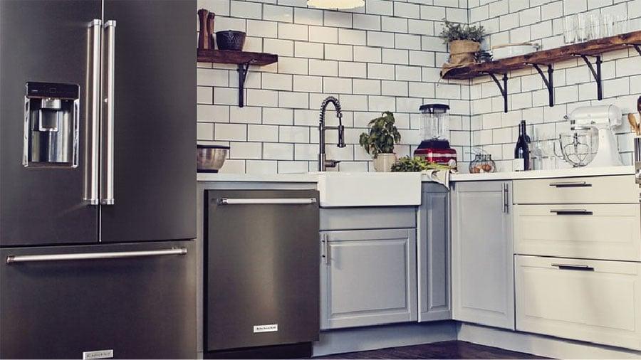 KitchenAid-Dishwasher-and-Appliances