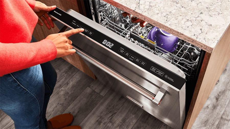 KitchenAid-dishwasher-controls-with-prodry