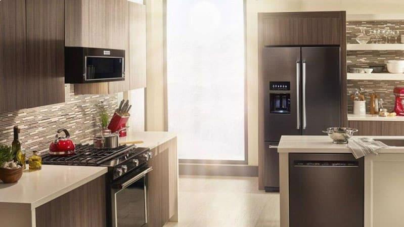 KitchenAid-low-profile-over-the-range-microwave