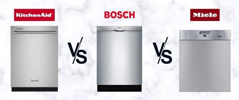 KitchenAid-vs-Bosch-vs-Miele-Dishwashers-at-999