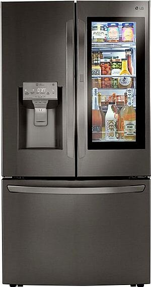 LG InstaView Counter Depth Refrigerator LRFVC2406D
