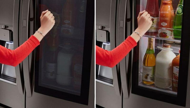 LG Instaview Refrigerator