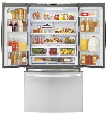 LG LFC21776ST Interior Refrigerator