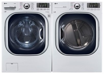 LG upgrade laundry pair