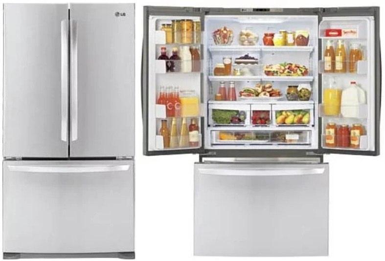 Best Counter Depth French Door Refrigerator 2019 The 7 Best Counter Depth Refrigerators for 2019 (Reviews / Ratings