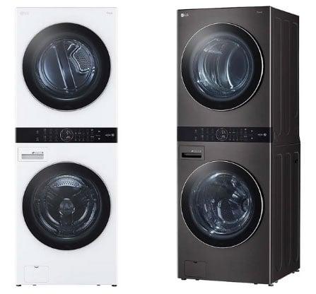 LG-WashTower-WKEX200HWA-Two-Finishes-Available