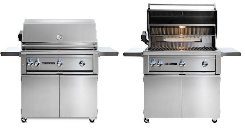 Lynx-Sedona-36-inch-freestanding-bbq-grill