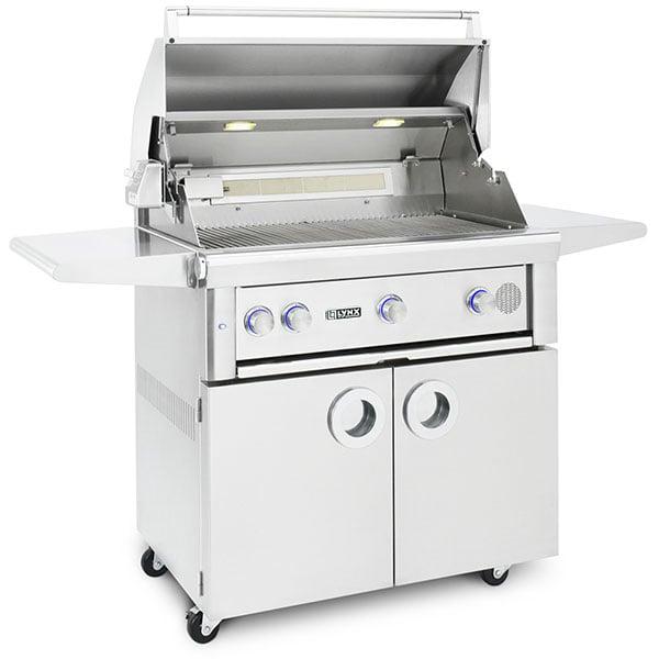 Lynx-SmartGrill-talking-grill