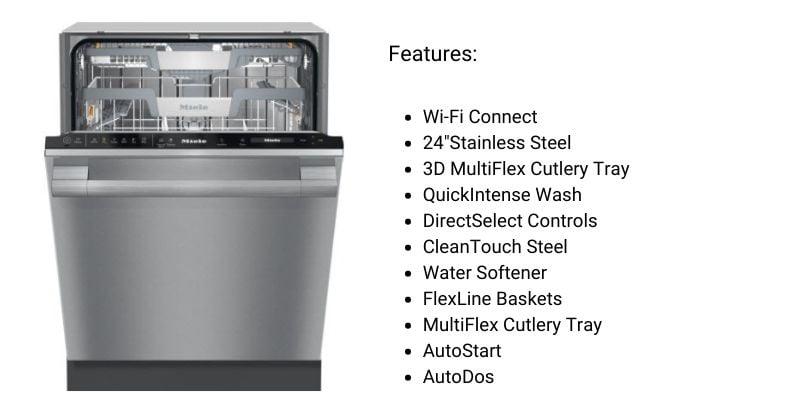MIELE-G7366SCVISF-Dishwasher