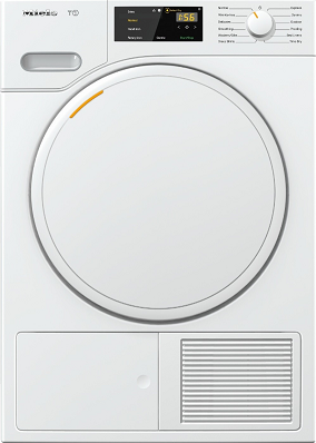 Miele Compact Dryer TWB120WP