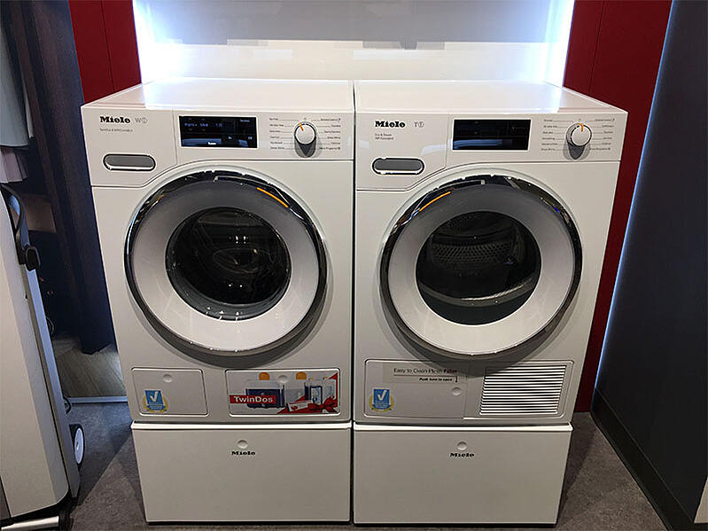 Miele Front Load Washers