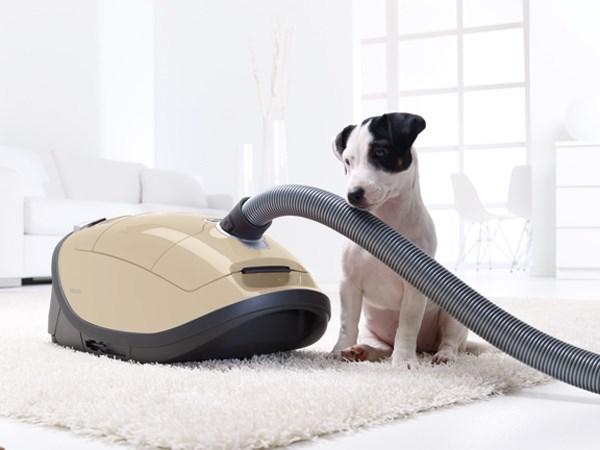 Miele Hepa vacuum-alize
