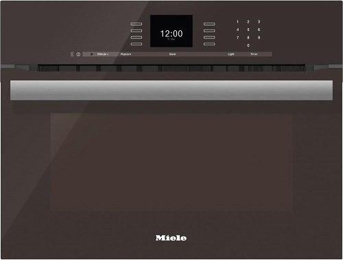 Miele-SensorTronic-Truffle-Brown-Single-Wall-Oven