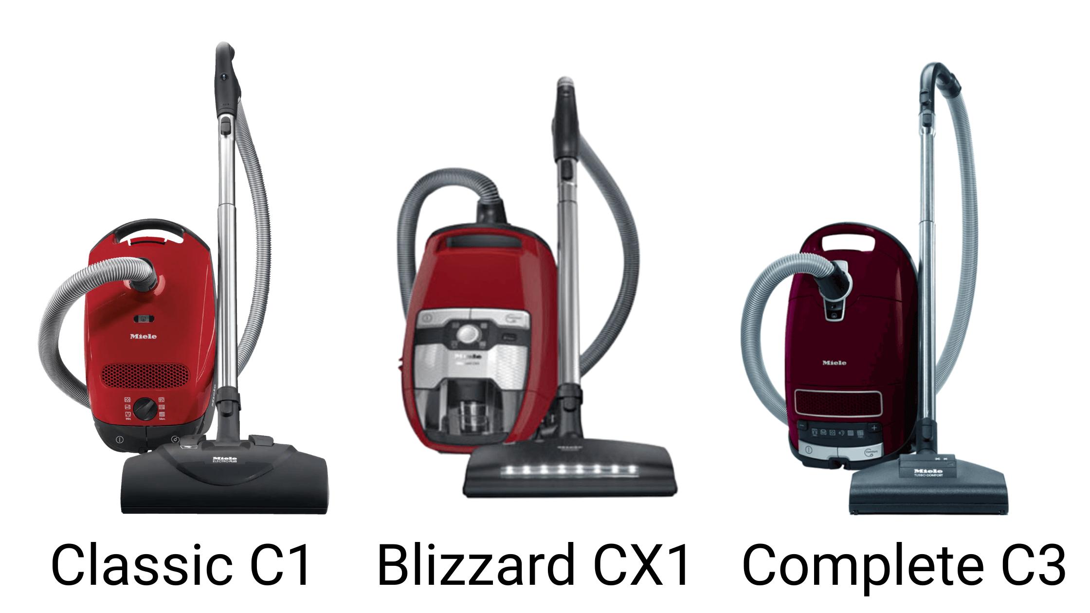 Miele Vacuum (1)