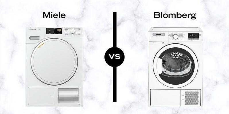 Miele Vs. Blomberg Compact Dryers (1)