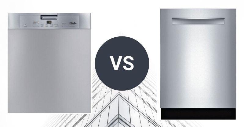 Miele Vs. Bosch Dishwashers