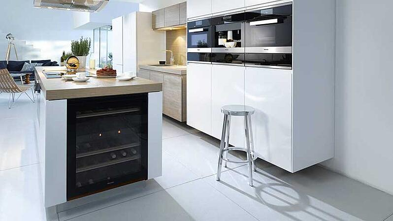 Miele-Built-In-Coffee-In-Home