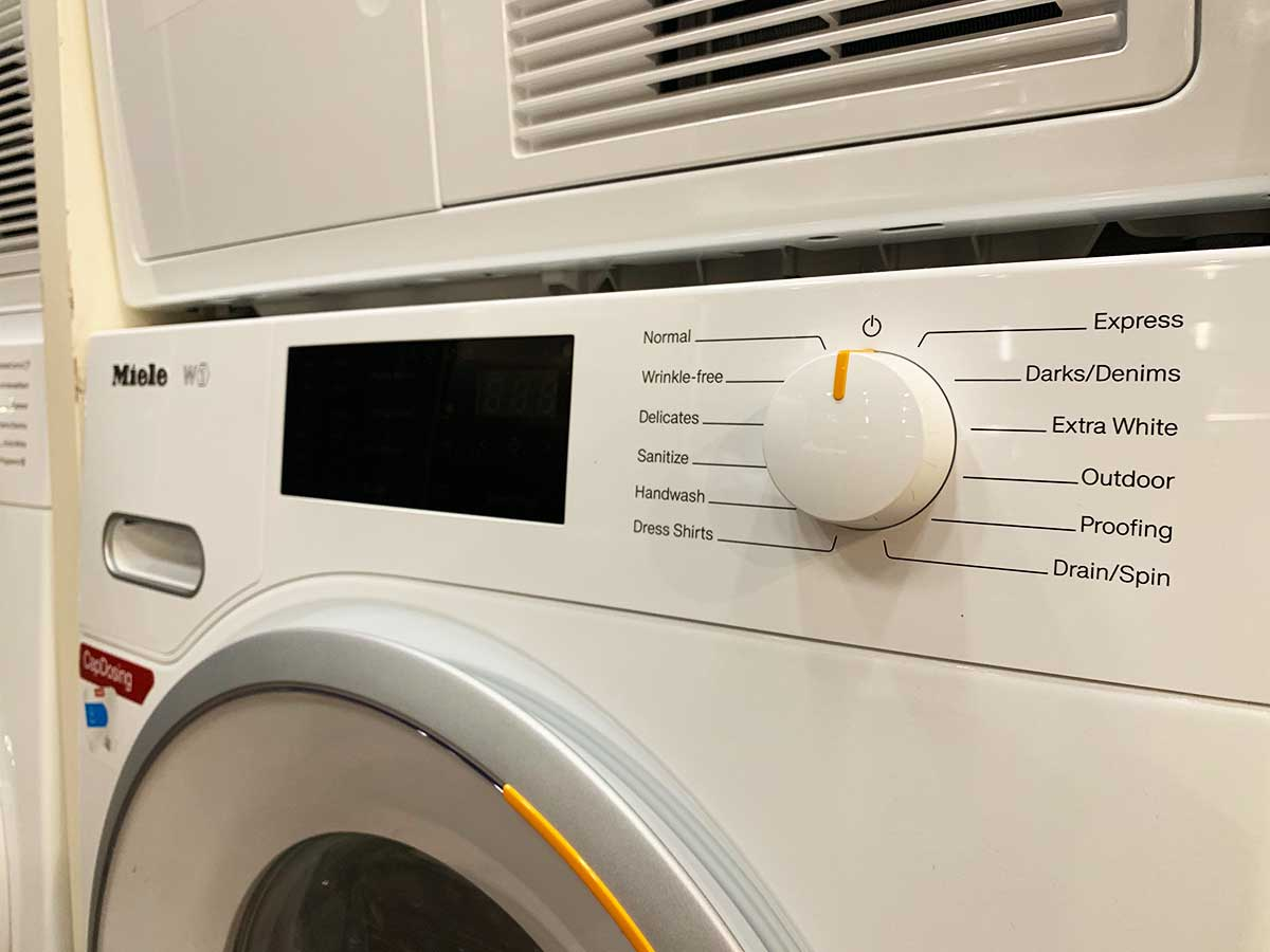 Miele-Compact-Laundry-Control-Panel-At-Yale-Appliance-In-Boston