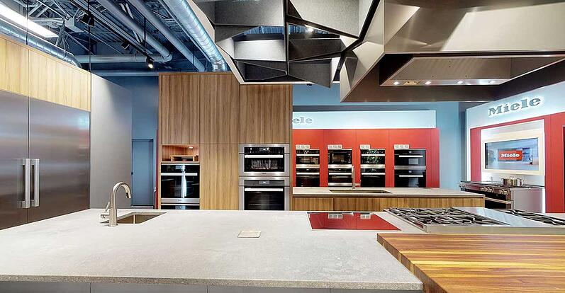 Miele-Experience-Center-and-Steam-Oven-Display-at-Yale-Appliance-in-Framingham