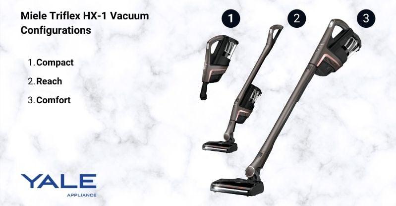 Miele-Triflex-Vacuum-Configurations