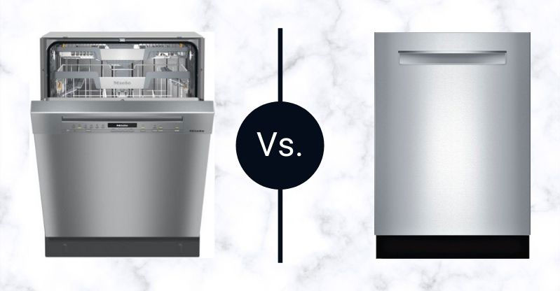 Miele-Vs-Bosch-Dishwashers