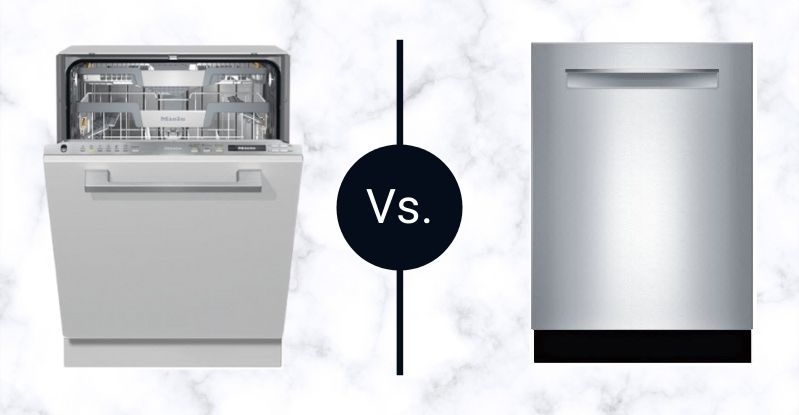 Miele-vs-bosch-800-series-dishwasher