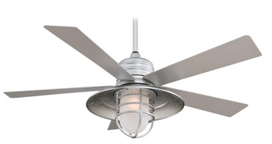 Minka Aire Rainman Contemporary Ceiling Fan