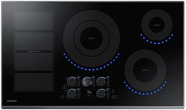 Samsung Induction Cooktop Features Video