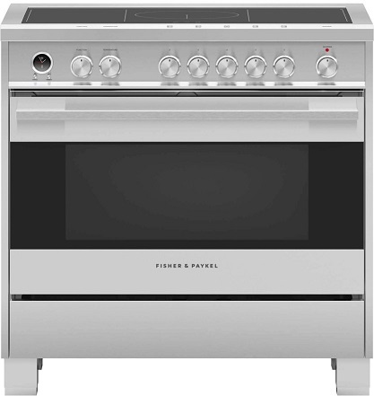 The Fisher Paykel 36 Inch Induction Range Is A Good To Consider It S Prime Benefits We Value Most Are Warming Drawer Capabilities
