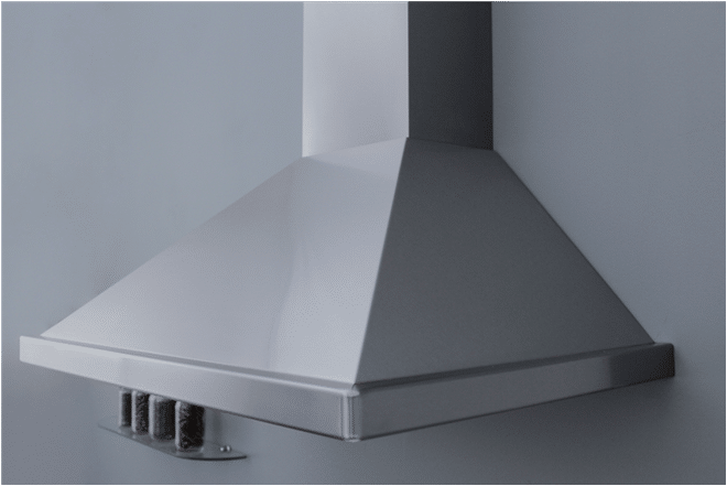 Yale Stainless Steel Chimney Hood RH00636S